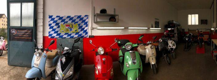 An- & Verkauf Motorroller & Scooter