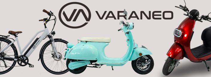 Varaneo E-Scooter & E-Bikes